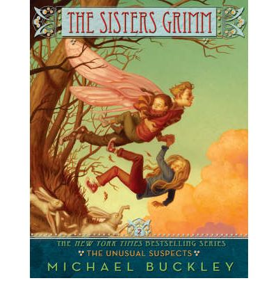 The Sisters Grimm: Bk. 2
