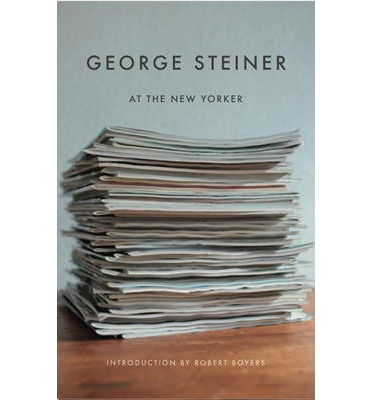 george steiner essays Immediately download the george steiner summary, chapter-by-chapter analysis, book notes, essays, quotes, character descriptions, lesson plans, and more - everything.