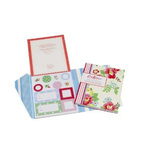Cath Kidston Book of Labels and Stickers