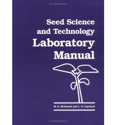 Seed Science and Technology Manual