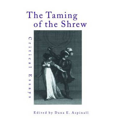 THE SHREW OF THE TAMING