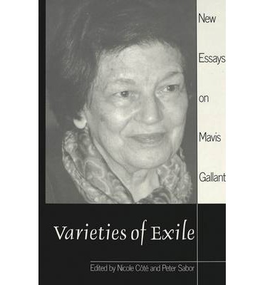 reviewing the short stories of mavis gallants english literature essay Mavis gallant has been described by michael ondaatje as &la one of the great short story writers of our time since 1950, her short stories and novels have commanded the interests of readers in north america and europe alike varieties of exile: new essays on mavis gallant approaches her work from a variety of perspectives, with particular emphasis on the key role that irony plays in her.