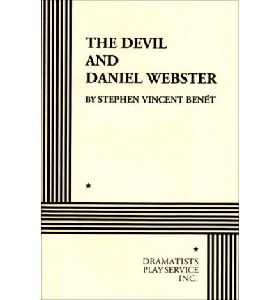 good and evil in the devil and daniel webster by stephen vincent benet Washington irving and stephen vincent benet have both composed works of literature that greatly relate to one another a theme exists in both tales that in essence informs the reader, that a man is only as good as his word the devil upheld his end of the accord in the devil and tom walker as well.