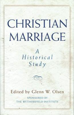 Marriage And Sexuality In Christianity