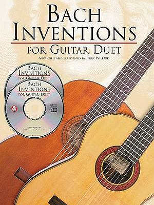 JS Bach : Inventions for Guitar Duet