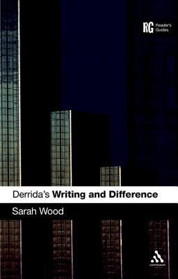 Writing and Difference