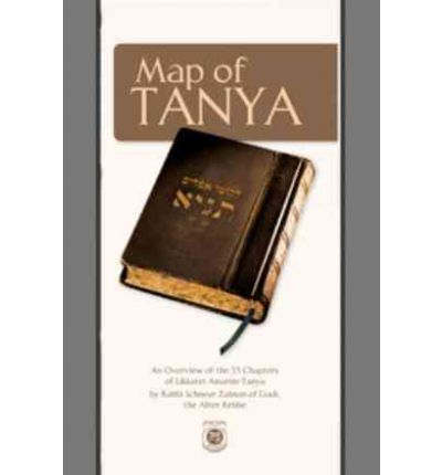 Map of Tanya - Personal Edition (English)