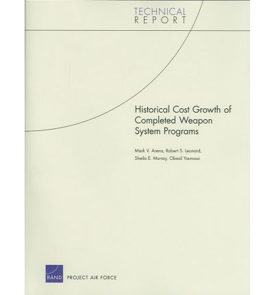 Historical Cost Growth of Completed Weapon System Programs