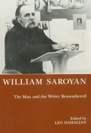 critical essays on william saroyan Find best value and selection for your william saroyan poster 1982 armenian people critical essays on willam saroyan: william saroyan by barbara solomon.