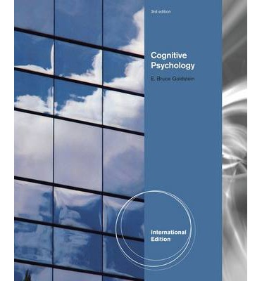 Cognition cognitive psychology thats free books many books kindle ebooks cognitive psychology by e goldstein 9780840033567 pdf fandeluxe Choice Image