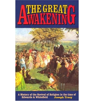 Descargar ebook italiano The Great Awakening : History of the Revival of Religion in the Time of Edwards and Whitfield (Literatura española) RTF 9780851517124
