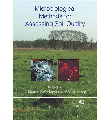 Microbiological methods for assessing soil quality for Soil quality pdf