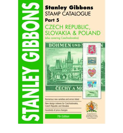 Stanley Gibbons Stamp Catalogue: Part 5