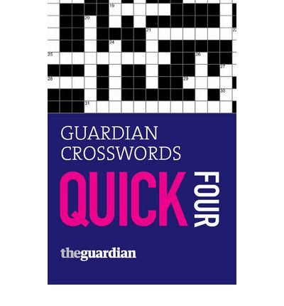 """Guardian"" Crosswords Quick Four: Four"