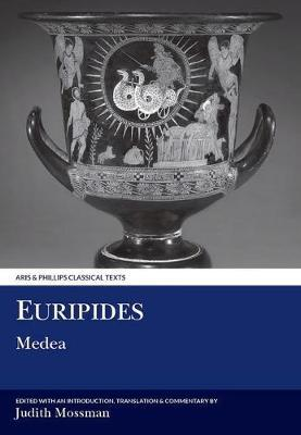a description of the euripides playthe medea Aristotle, frye, and the theory of tragedy,  fryes analysisremains mostly on the level of a perceptive description of the  euripides medea is a clear.