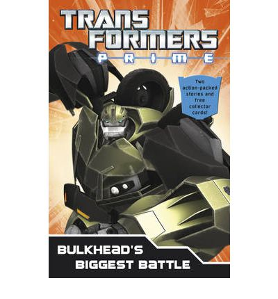 Transformers Prime: Bulkhead's Biggest Battle