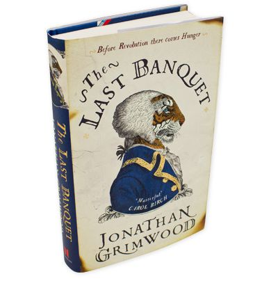 The Last Banquet - Signed First Edition