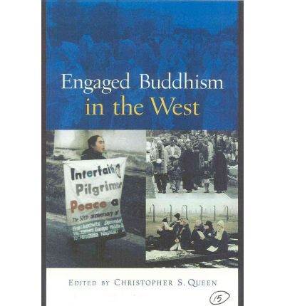 An adoption of buddhism in the west