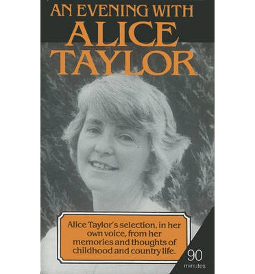 An Evening with Alice Taylor