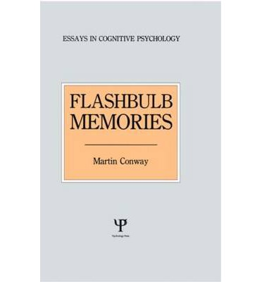 cognitive essay flashbulb in memory psychology Professor of cognitive psychology at  flashbulb memory  professor of cognitive psychology at city university london explains how these flashbulb.
