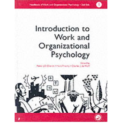 Organizational Psychology what is a 10