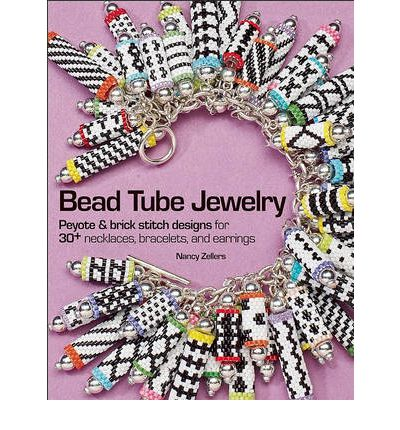 bead tube jewelry nancy zellers 9780871164179