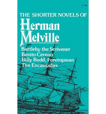 the portrayal of herman melvilles personal character in the novel bartleby the scrivener