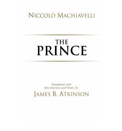 the concept of virtue in machiavellis book the prince In chapter xv of the prince, machiavelli writes that it is necessary for a prince who wants to maintain his state to learn how not to be good, and use this knowledge or not to use it according to necessity, 9 which summarizes the concept of the.