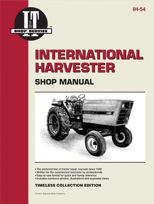 International Harvester Shop Manual Series 3088 3288 3488 Hydro