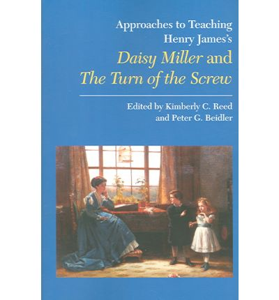 a literary analysis of the turn of the screw and daisy miller by henry james Daisy miller: a study james, henry and there meets a lovely american girl, daisy miller  besides daisy's malaria, mrs miller and the rest of the family.