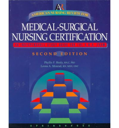 advanced med surg review Find helpful customer reviews and review ratings for you can teach advanced med-surg nursing: the authoritative guide and toolkit for the advanced medical- surgical.