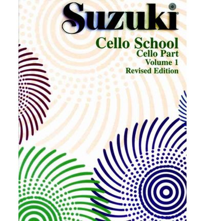 Suzuki Cello School, Vol 1
