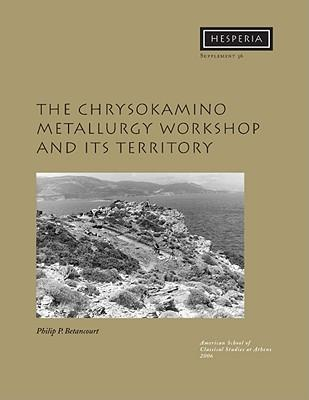 The Chrysokamino Metallurgy Workshop and Its Territory