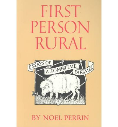 noel perrins a part time marriage essay Noel perrin, the scholar, teacher noel perrin, 77 scholar best known for essays on rural life and his years there as a part-time farmer that.