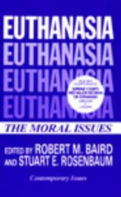 euthanasia a moral dilemma Currently, interest in the topics of euthanasia and assisted suicide is substantial   a fixed universal system may not easily consider the modern moral dilemmas .