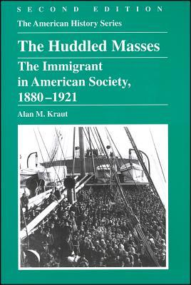 an analysis of the book the huddled masses the immigrant in american society by alen m kraut I want you to summarize the article in the first page and in the second page write your opinion about the article so page 1 will be summarize and page 2 will be your opinion about the article the article about 'spongebob' mushroom discovered in.