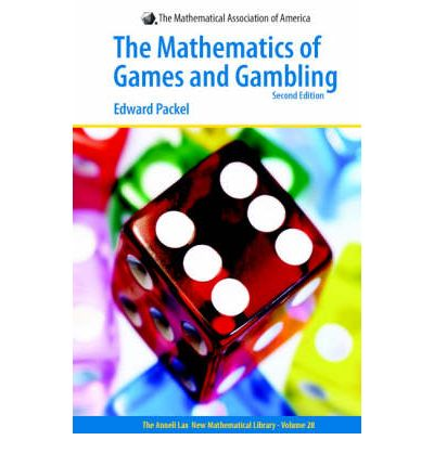 Mathematics of Games and Gambling : Edward W. Packel : 9780883856468 - 웹