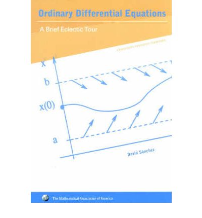 ordinary differential equations book pdf