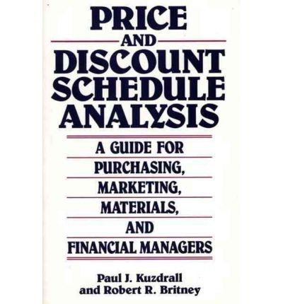 an analysis of discount purchasing Discounts and allowances are reductions to a basic or to otherwise reward behaviors that benefit the discount purchase goods in november for sale.
