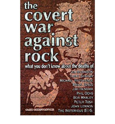 Libro scaricabile online gratuito The Covert War Against Rock by Alex Constantine PDF