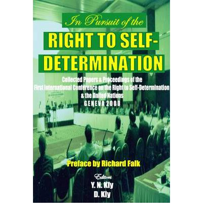 right to self determination essay