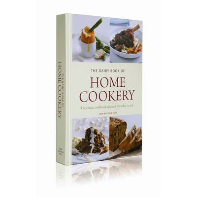 The Dairy Book of Home Cookery 2012