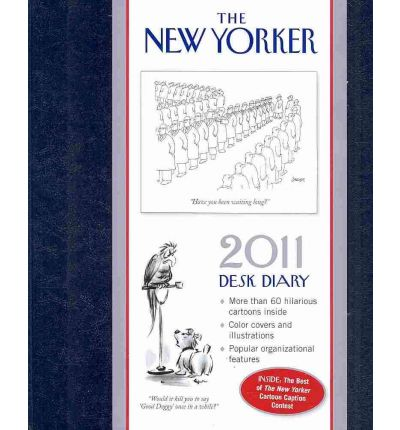 The New Yorker Desk Diary