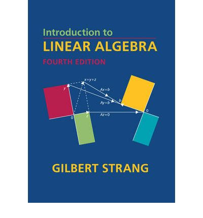 essays in linear algebra strang Linear algebra is a useful tool with many applications within the computer science field this paper will cover the various applications of linear algebra in computer science including: internet search, graphics, speech recognition,and artificial intelligence.
