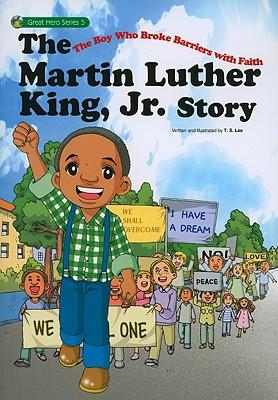 Martin luther king jr book author