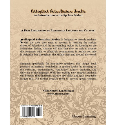 Download Torrent Colloquial Palestinian Arabic An Introduction To