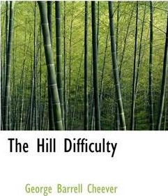 The Hill Difficulty