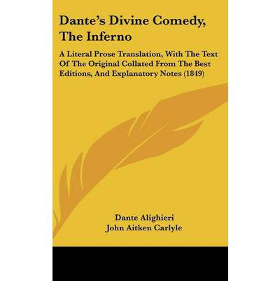 an overview of the dantes the inferno poem Dante's inferno, one third of alighieri's divine comedy, serves as the backdrop  for this video game's story of the poet's search for real-world.