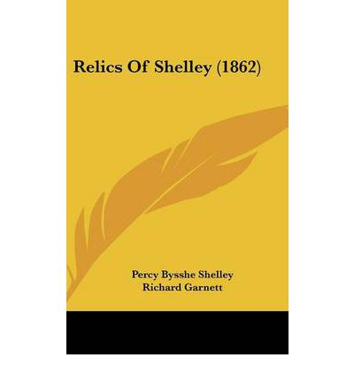 Relics Of Shelley (1862)