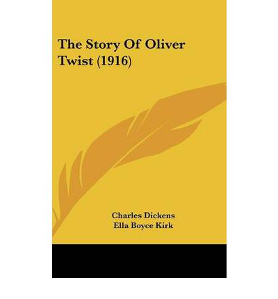 The Story of Oliver Twist (1916)